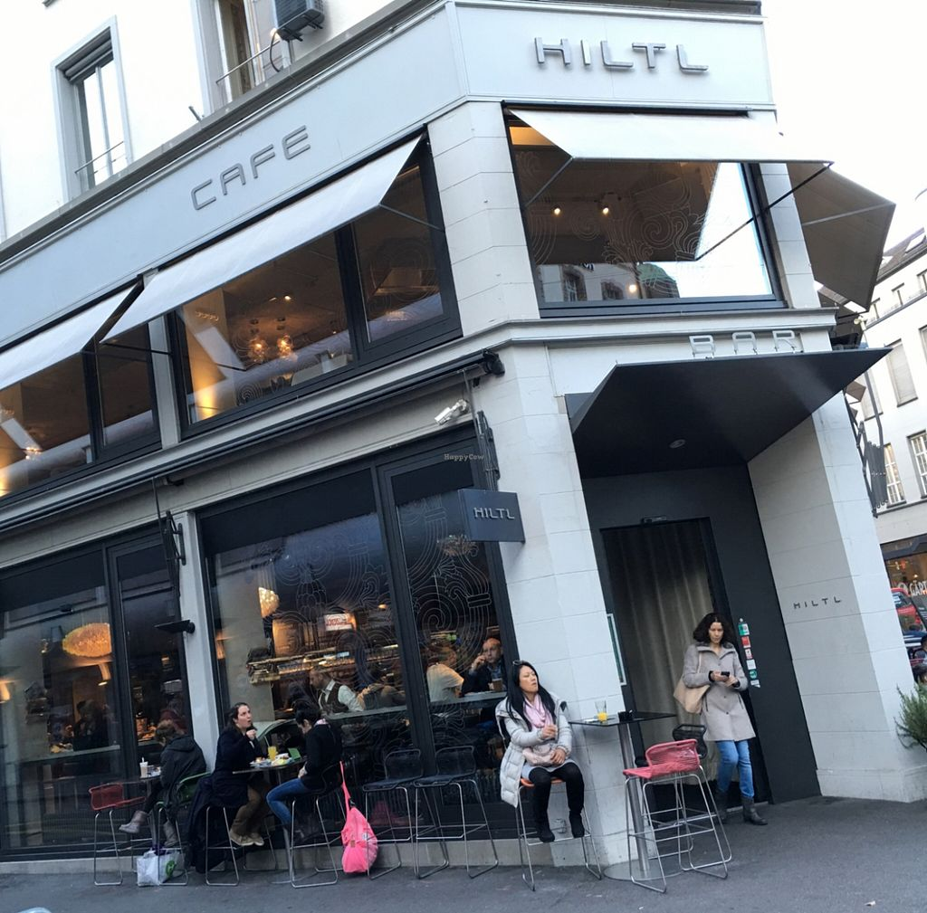 """Photo of Hiltl - Sihlstrasse  by <a href=""""/members/profile/marky_mark"""">marky_mark</a> <br/>outside <br/> November 5, 2015  - <a href='/contact/abuse/image/1213/123973'>Report</a>"""