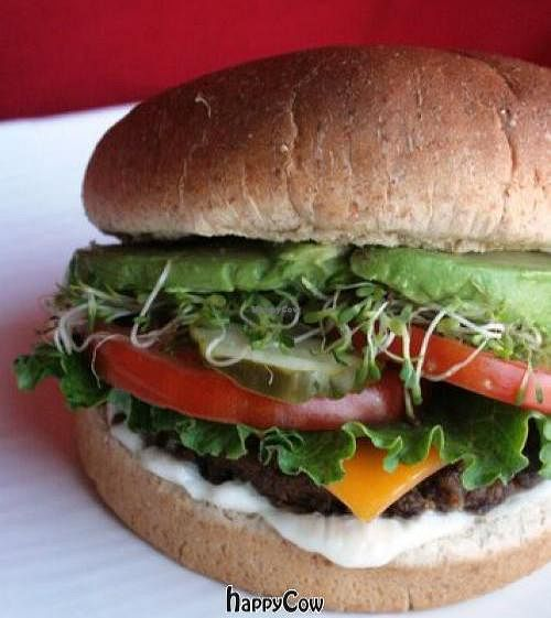 Photo of Patio Pantry  by newbornlili <br/>Avocado Burger <br/> May 4, 2013  - <a href='/contact/abuse/image/12144/47757'>Report</a>