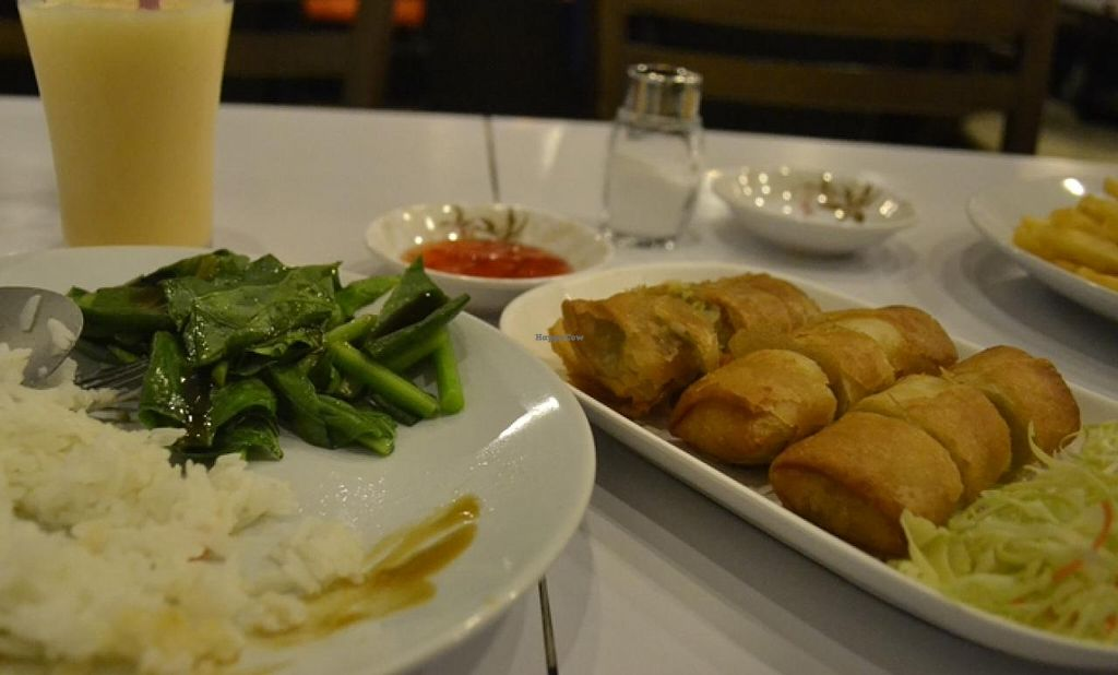 "Photo of Nova Kitchen - MBK  by <a href=""/members/profile/apartment2504"">apartment2504</a> <br/>vegan veggie spring rolls <br/> November 2, 2014  - <a href='/contact/abuse/image/12181/84439'>Report</a>"