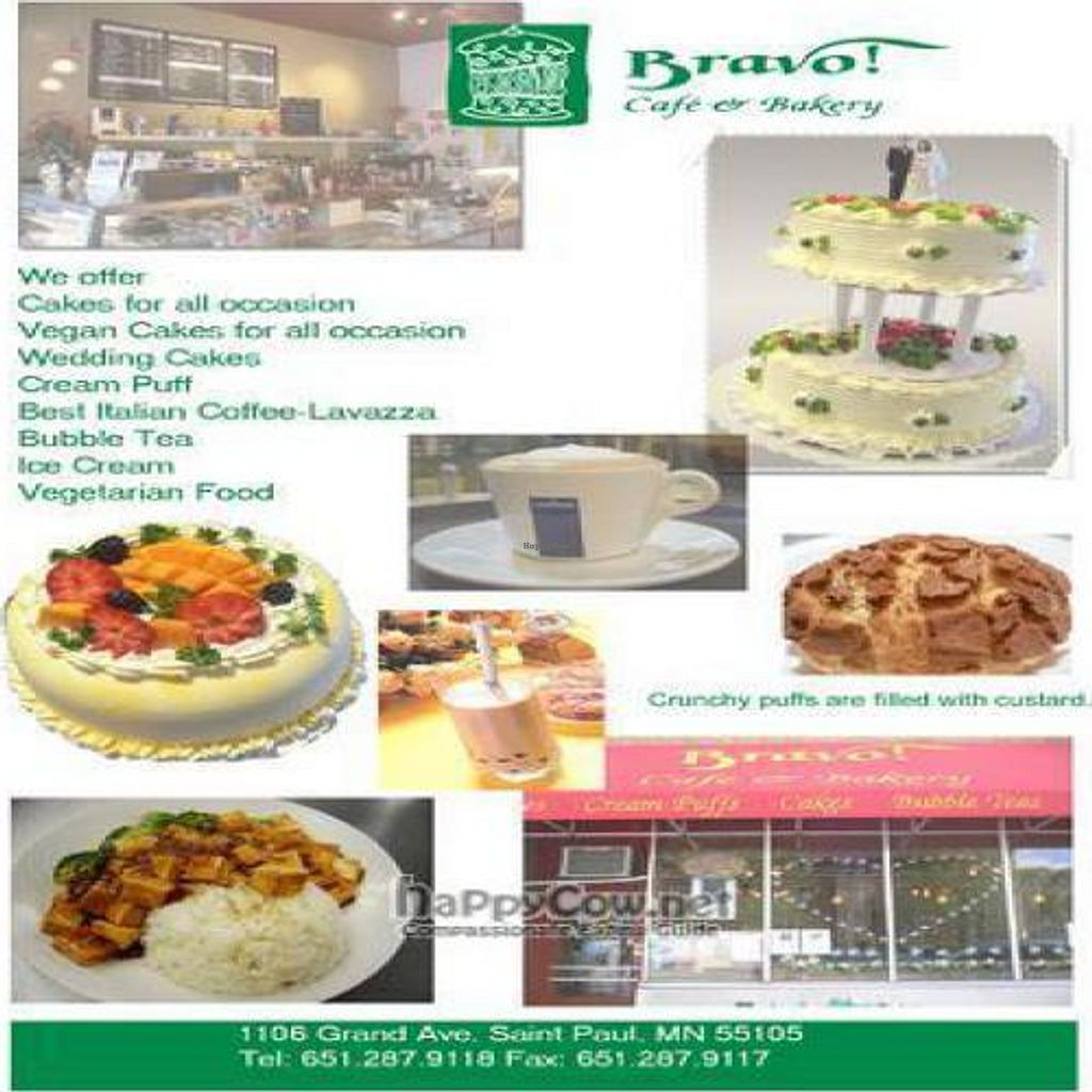 "Photo of REMOVED: Bravo Cafe and Bakery  by <a href=""/members/profile/serena7129"">serena7129</a> <br/> July 2, 2008  - <a href='/contact/abuse/image/12197/732'>Report</a>"