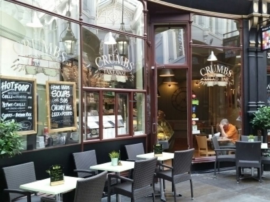 """Photo of Crumbs Kitchen  by <a href=""""/members/profile/eric"""">eric</a> <br/>outside view <br/> July 18, 2016  - <a href='/contact/abuse/image/1220/160604'>Report</a>"""