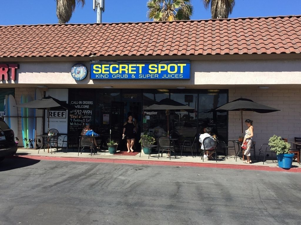 "Photo of The Secret Spot  by <a href=""/members/profile/Veganbloke"">Veganbloke</a> <br/>Secret Spot