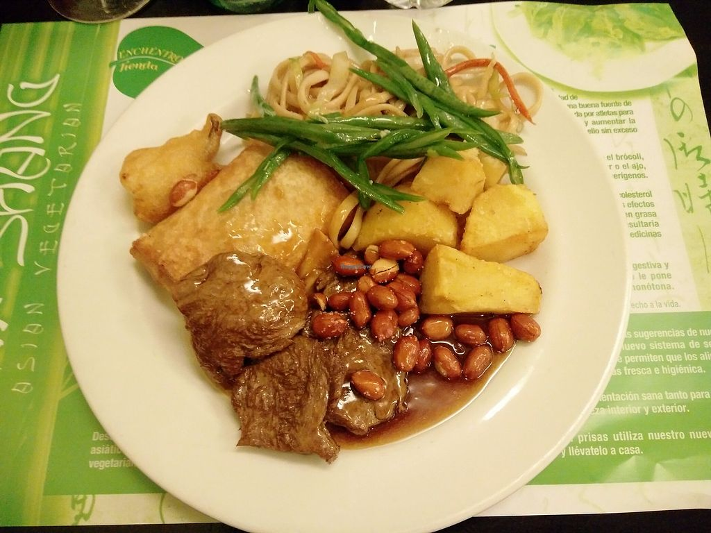"""Photo of Shi-Shang  by <a href=""""/members/profile/martinicontomate"""">martinicontomate</a> <br/>items from vegan buffet <br/> December 9, 2017  - <a href='/contact/abuse/image/12240/333941'>Report</a>"""
