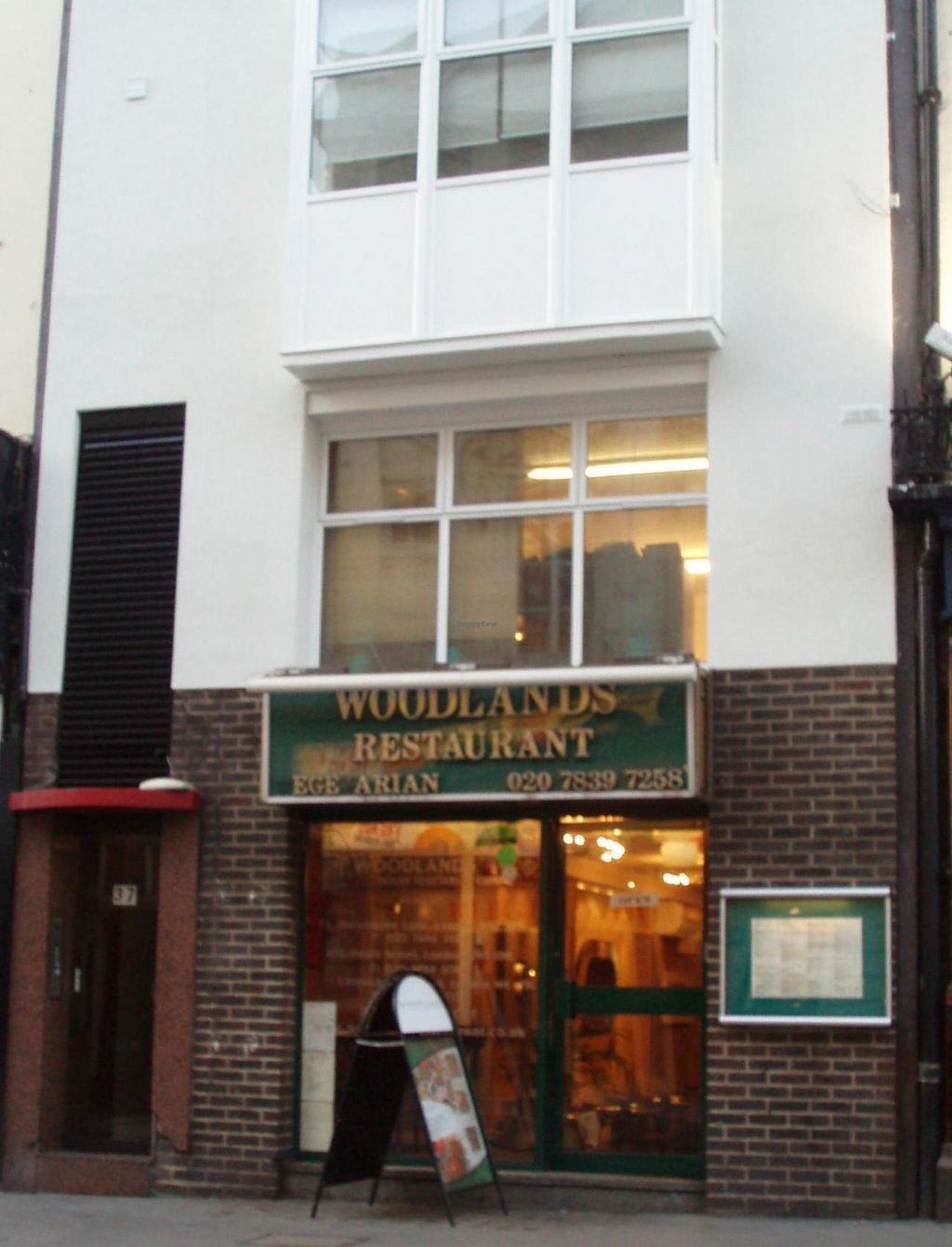 """Photo of Woodlands - Leicester Square  by <a href=""""/members/profile/Pamina"""">Pamina</a> <br/>Woodlands - Leicester Square, London <br/> May 13, 2014  - <a href='/contact/abuse/image/12375/69906'>Report</a>"""