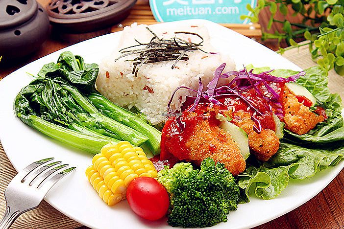 """Photo of Greenland Vegetarian Cafe  by <a href=""""/members/profile/greenlander"""">greenlander</a> <br/>Food 04 <br/> December 25, 2017  - <a href='/contact/abuse/image/12397/338982'>Report</a>"""