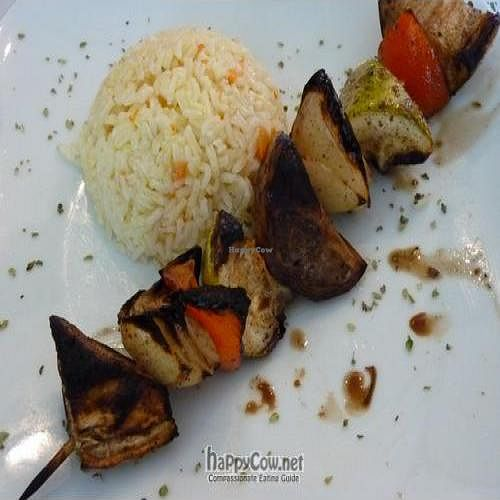 "Photo of Amaranta  by <a href=""/members/profile/Nihacc"">Nihacc</a> <br/>Brochette of grilled vegetables <br/> March 2, 2011  - <a href='/contact/abuse/image/12405/7704'>Report</a>"