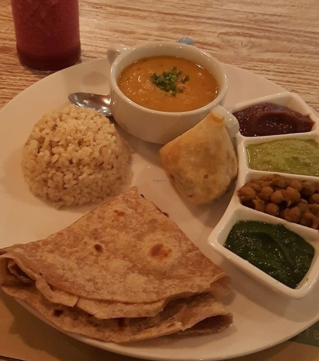 """Photo of Earth Cafe and Market - Seminyak  by <a href=""""/members/profile/garhi86"""">garhi86</a> <br/>best vegan food ever <br/> May 29, 2017  - <a href='/contact/abuse/image/12414/267492'>Report</a>"""