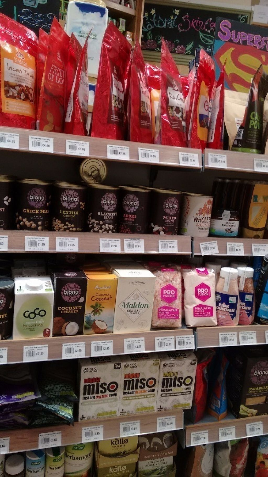 """Photo of Nourish - Wicklow Street  by <a href=""""/members/profile/craigmc"""">craigmc</a> <br/>Staples <br/> August 19, 2016  - <a href='/contact/abuse/image/12471/170034'>Report</a>"""
