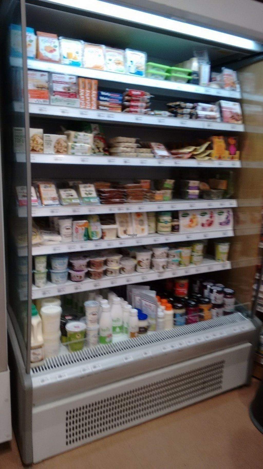 """Photo of Nourish - Wicklow Street  by <a href=""""/members/profile/craigmc"""">craigmc</a> <br/>Fridge <br/> August 19, 2016  - <a href='/contact/abuse/image/12471/170036'>Report</a>"""