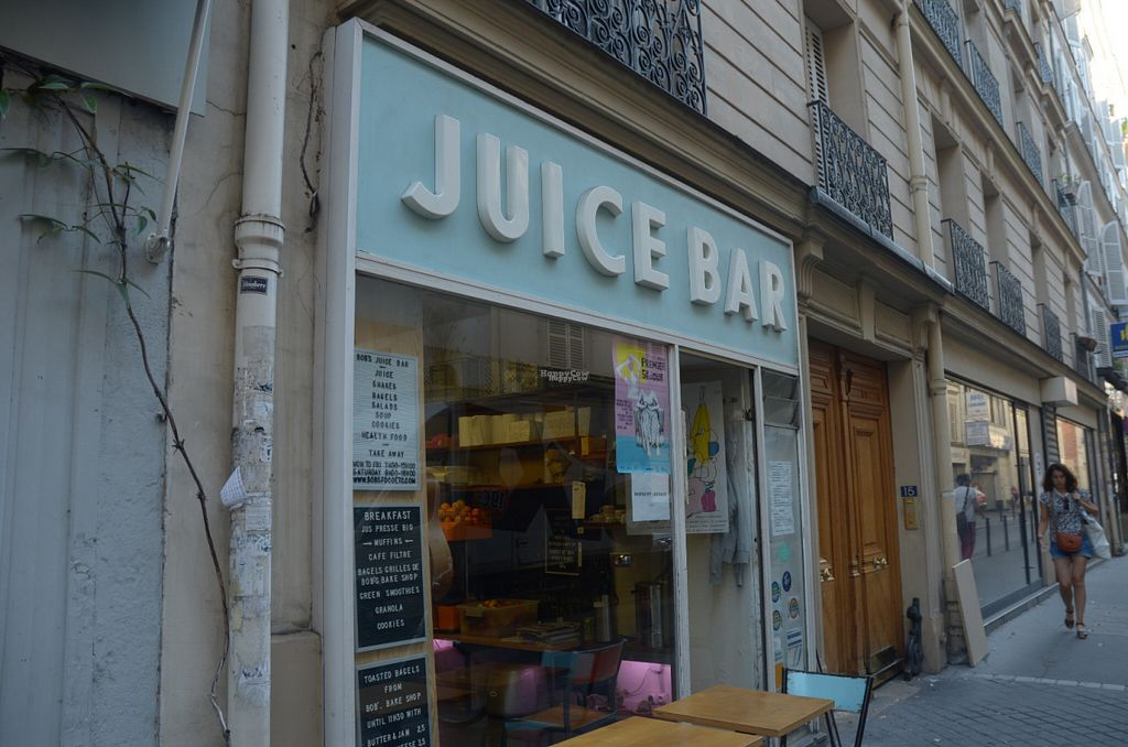"""Photo of Bob's Juice Bar  by <a href=""""/members/profile/Ciad"""">Ciad</a> <br/>Exterior <br/> October 23, 2016  - <a href='/contact/abuse/image/12484/183835'>Report</a>"""