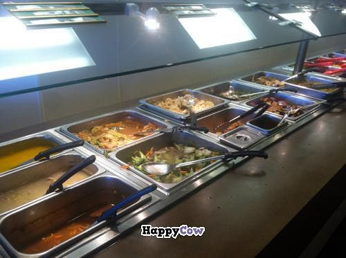 "Photo of Goji Cafe  by <a href=""/members/profile/Vegan%20Vagabond"">Vegan Vagabond</a> <br/>Buffet 2 <br/> September 18, 2013  - <a href='/contact/abuse/image/12573/55165'>Report</a>"