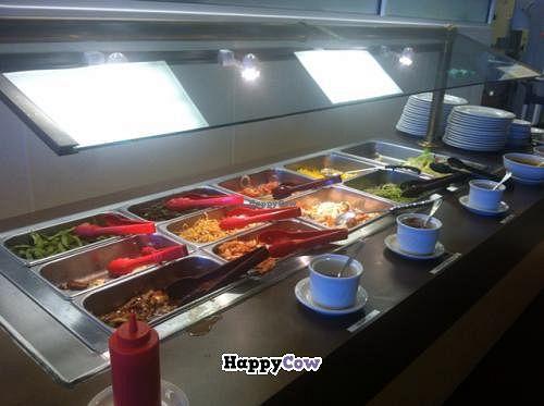 "Photo of Goji Cafe  by <a href=""/members/profile/Vegan%20Vagabond"">Vegan Vagabond</a> <br/>Buffet 3 <br/> September 18, 2013  - <a href='/contact/abuse/image/12573/55166'>Report</a>"