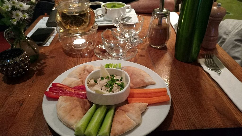 """Photo of Cafe Botanika  by <a href=""""/members/profile/AlicePechov%C3%A1"""">AlicePechová</a> <br/>hummus <br/> February 19, 2018  - <a href='/contact/abuse/image/12603/361260'>Report</a>"""
