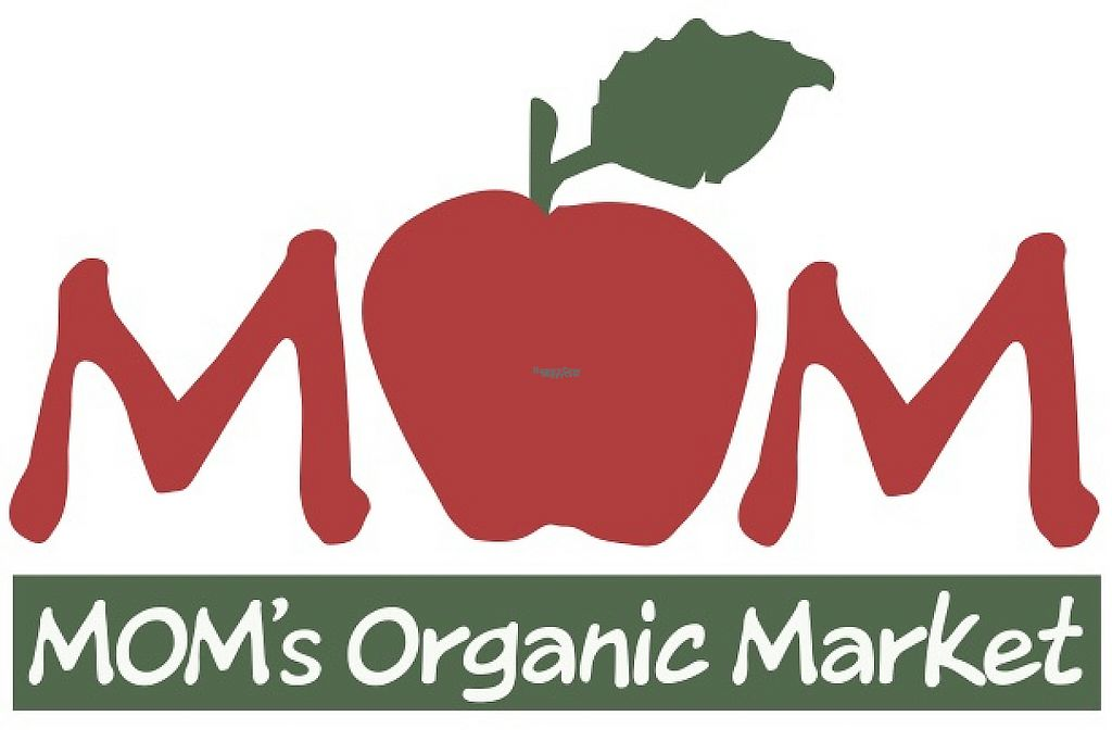 """Photo of Mom's Organic Market  by <a href=""""/members/profile/community"""">community</a> <br/>Mom's Organic Market logo <br/> January 6, 2017  - <a href='/contact/abuse/image/12614/208826'>Report</a>"""