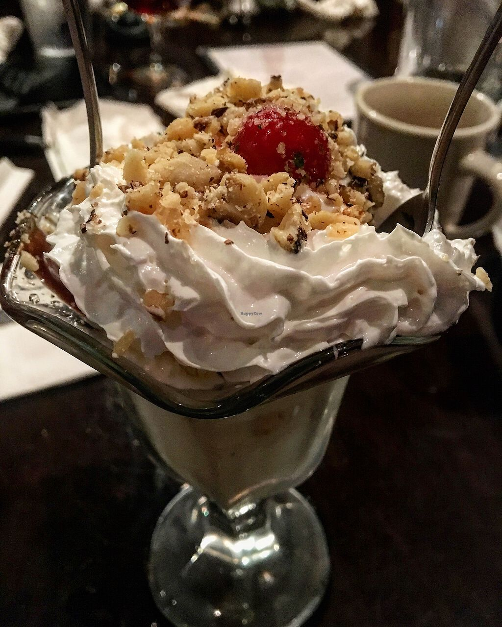 """Photo of Ethos Vegan Kitchen  by <a href=""""/members/profile/LilMsVegan"""">LilMsVegan</a> <br/>Sundae Funday! <br/> February 14, 2018  - <a href='/contact/abuse/image/12683/359235'>Report</a>"""