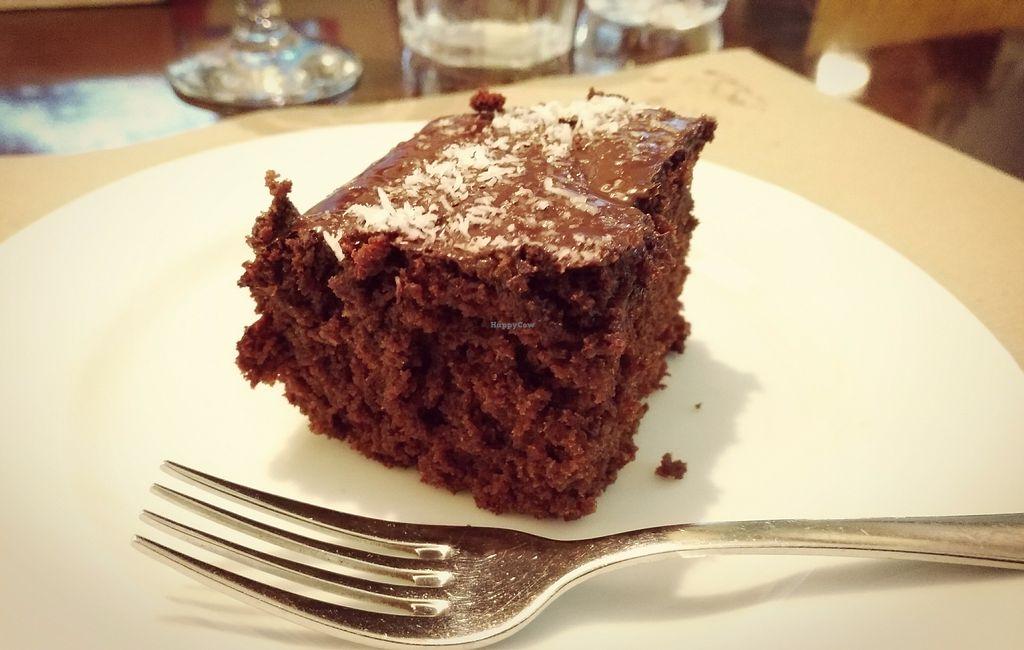 "Photo of L'Hortet  by <a href=""/members/profile/BrunoMontez"">BrunoMontez</a> <br/>Gluten free Vegan chocolate cake <br/> September 27, 2017  - <a href='/contact/abuse/image/12712/309046'>Report</a>"