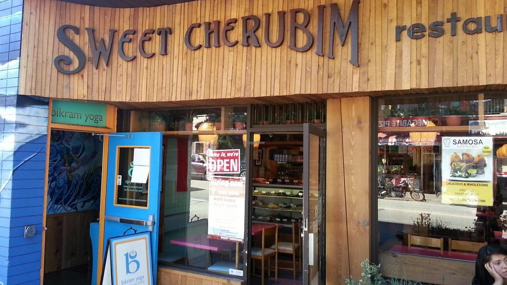 """Photo of Sweet Cherubim Restaurant and Bakery  by <a href=""""/members/profile/eric"""">eric</a> <br/>Entrance <br/> August 10, 2014  - <a href='/contact/abuse/image/1272/76531'>Report</a>"""