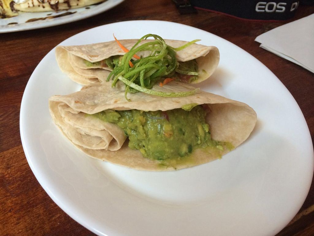 "Photo of Todo Natural  by <a href=""/members/profile/xraysez"">xraysez</a> <br/>Guacamole Tacos  <br/> February 5, 2015  - <a href='/contact/abuse/image/12747/92274'>Report</a>"