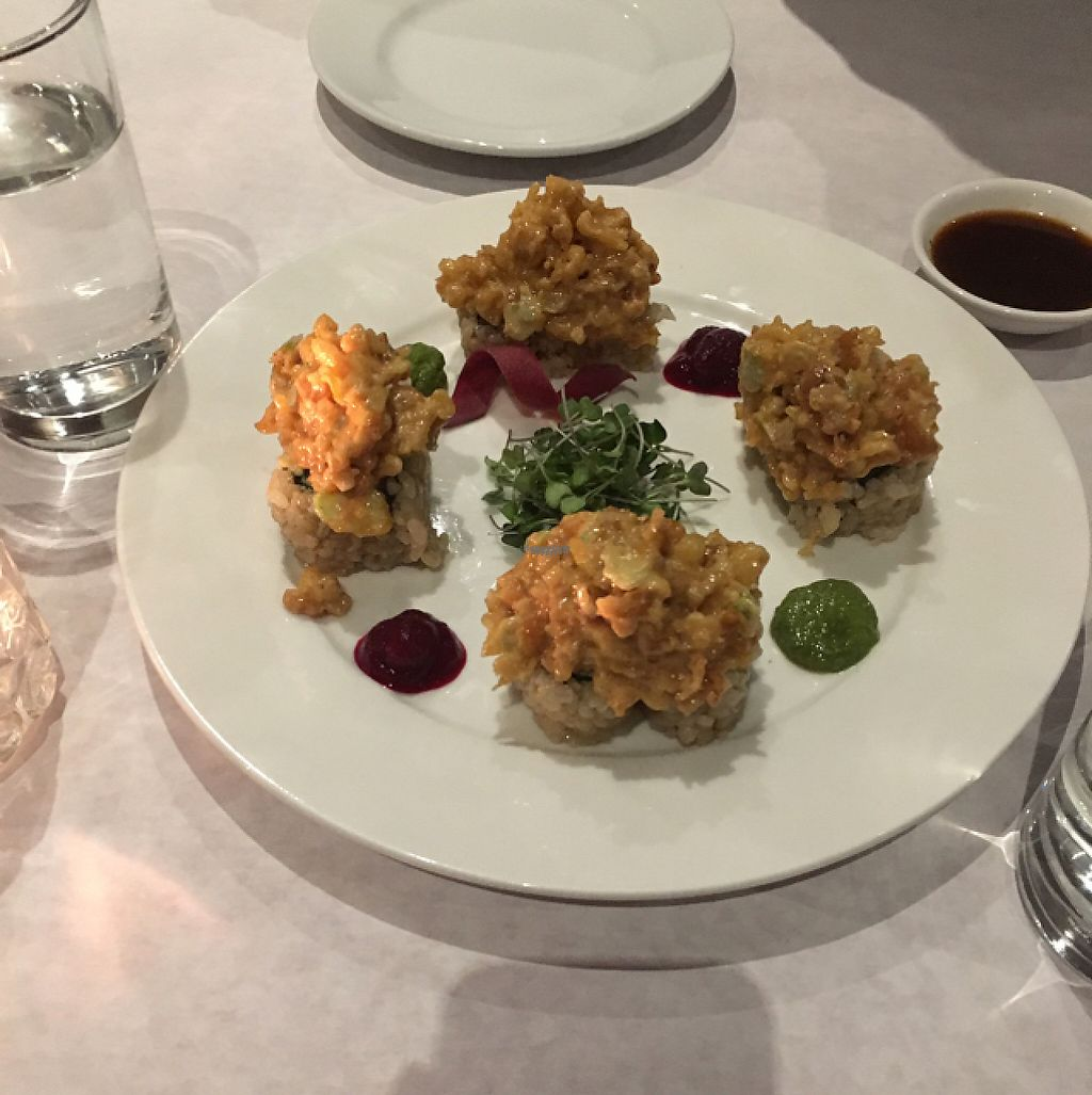 """Photo of Shojin - Downtown LA  by <a href=""""/members/profile/Misanthropia"""">Misanthropia</a> <br/>pirate Sushi <br/> January 30, 2017  - <a href='/contact/abuse/image/12808/219704'>Report</a>"""