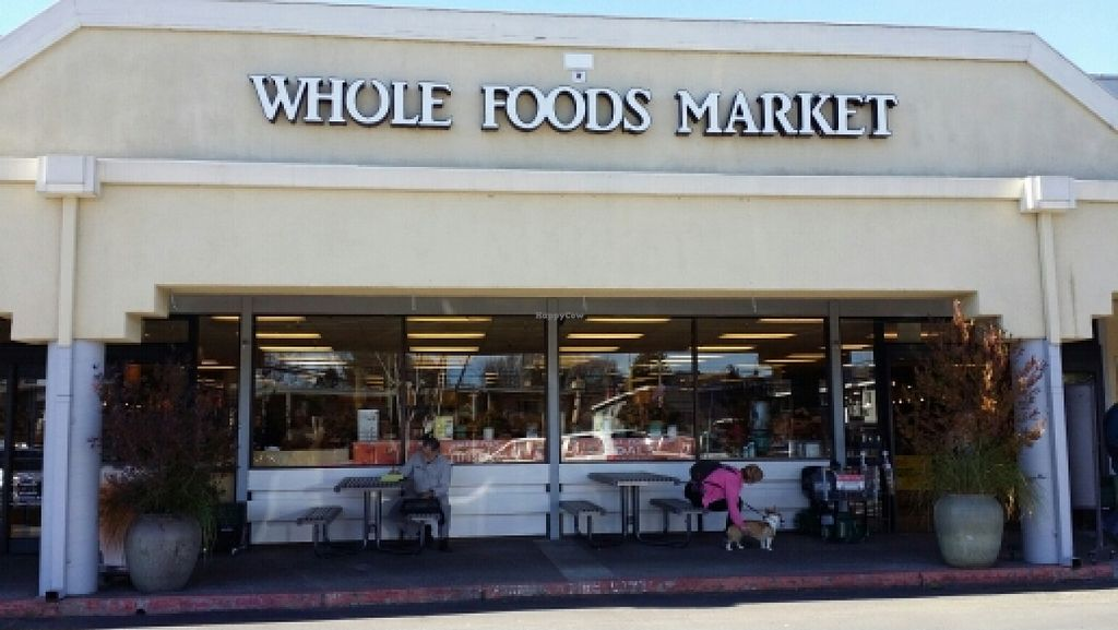 "Photo of Whole Foods Market - Yulupa Ave  by <a href=""/members/profile/catbone"">catbone</a> <br/>WF Storefront in Santa Rosa, CA <br/> February 15, 2016  - <a href='/contact/abuse/image/12871/136442'>Report</a>"