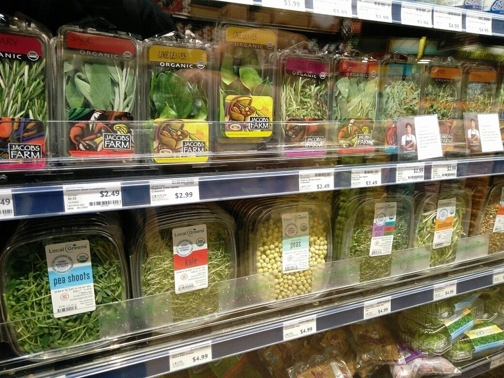 """Photo of Whole Foods Market - Oakland  by <a href=""""/members/profile/martinicontomate"""">martinicontomate</a> <br/>sprouts <br/> October 3, 2016  - <a href='/contact/abuse/image/12892/179409'>Report</a>"""