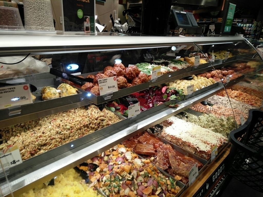 """Photo of Whole Foods Market - Oakland  by <a href=""""/members/profile/martinicontomate"""">martinicontomate</a> <br/>meals <br/> October 3, 2016  - <a href='/contact/abuse/image/12892/179411'>Report</a>"""