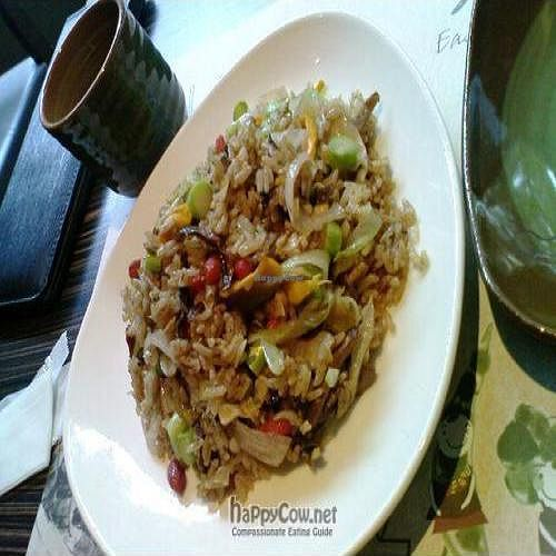 "Photo of Kuan Xin Yuan - Easy House - TianMu  by <a href=""/members/profile/comida"">comida</a> <br/>Excellent fried rice! <br/> May 15, 2009  - <a href='/contact/abuse/image/12900/1941'>Report</a>"