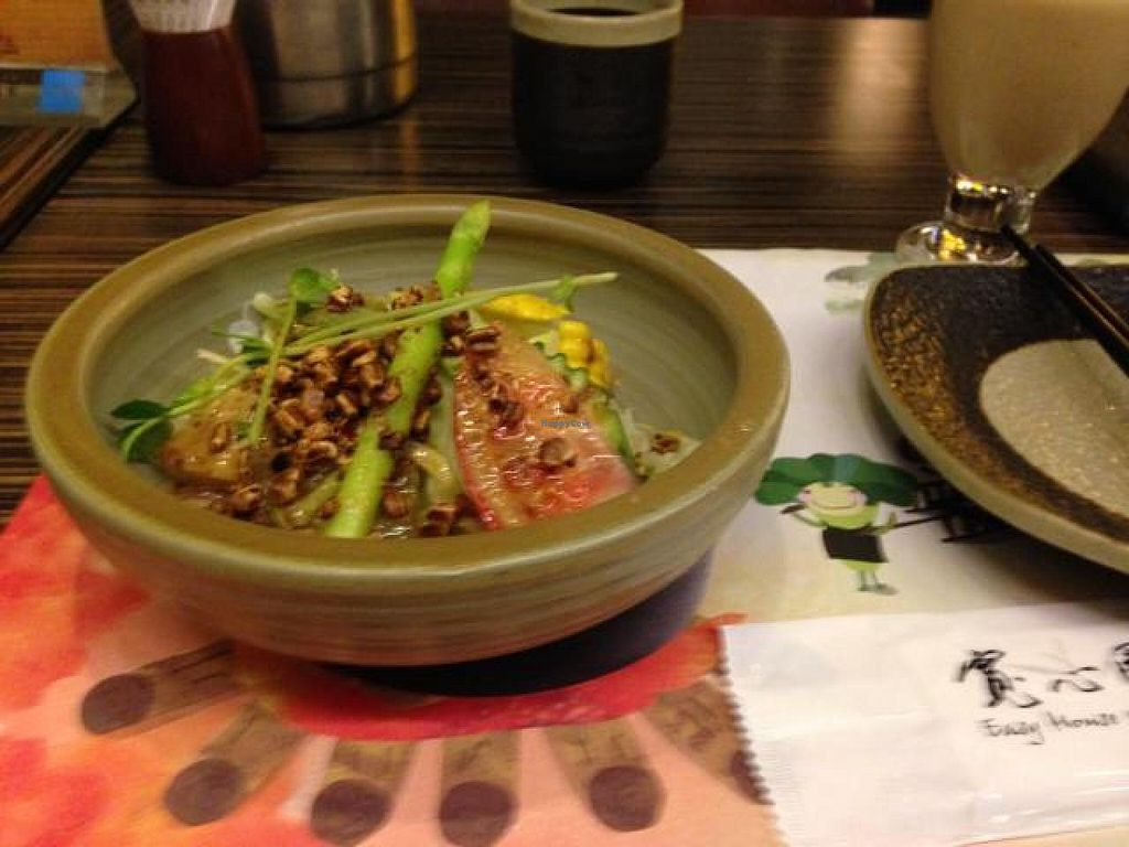 """Photo of Kuan Xin Yuan - Easy House  by <a href=""""/members/profile/macnothi"""">macnothi</a> <br/>Japanese salad <br/> March 29, 2014  - <a href='/contact/abuse/image/12902/66681'>Report</a>"""