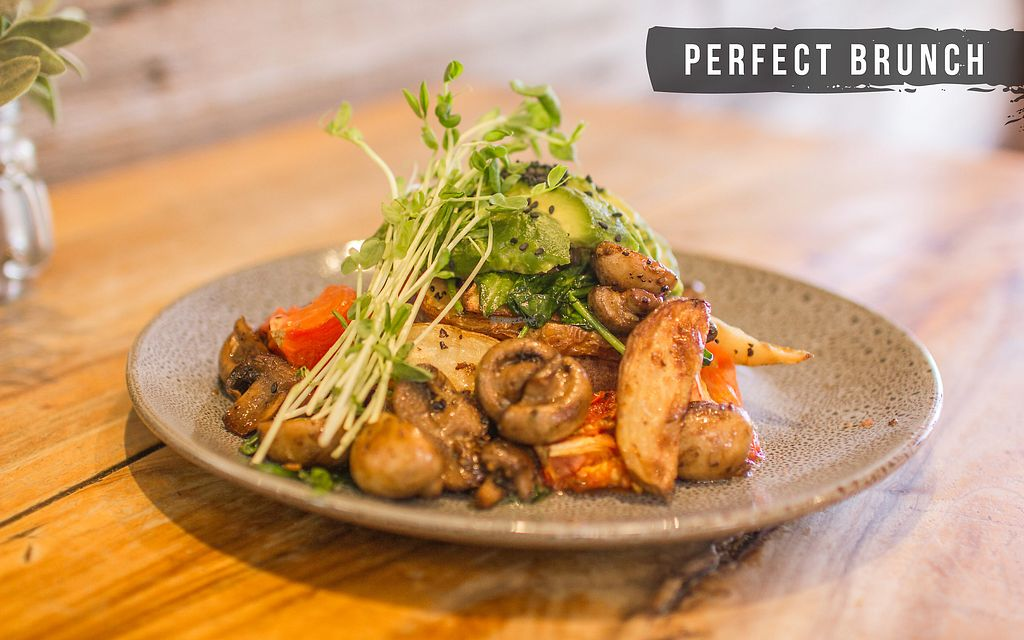 """Photo of Perfect Break Vegetarian Cafe  by <a href=""""/members/profile/KentLadkin"""">KentLadkin</a> <br/>Perfect Brunch <br/> March 7, 2018  - <a href='/contact/abuse/image/12930/367565'>Report</a>"""