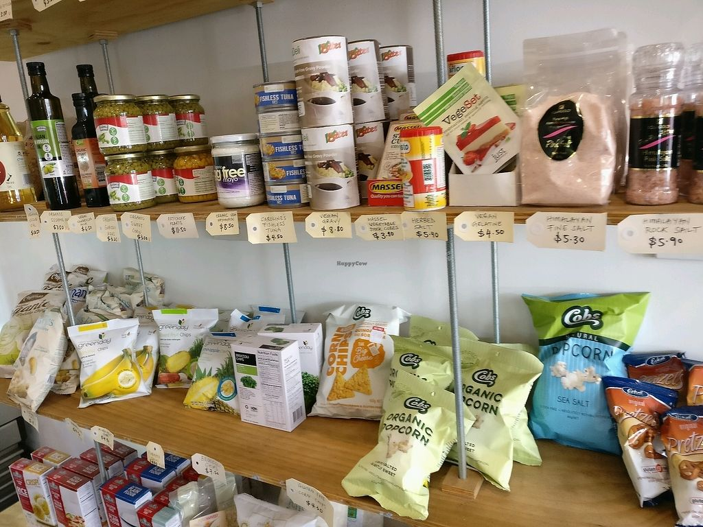 """Photo of Vege2go  by <a href=""""/members/profile/Aloo"""">Aloo</a> <br/>plenty of groceries <br/> December 23, 2017  - <a href='/contact/abuse/image/12932/338231'>Report</a>"""