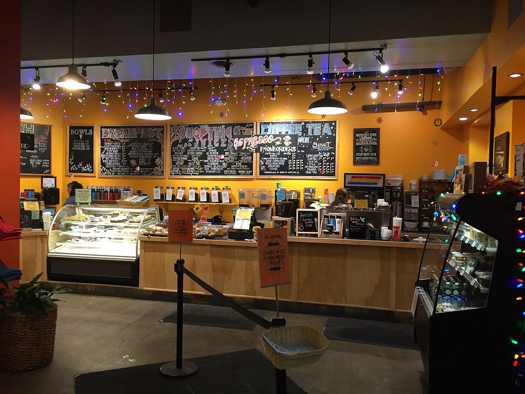 """Photo of Middle Way Cafe  by <a href=""""/members/profile/TiffanyJanay"""">TiffanyJanay</a> <br/>good vibes.  <br/> June 26, 2017  - <a href='/contact/abuse/image/12993/273563'>Report</a>"""