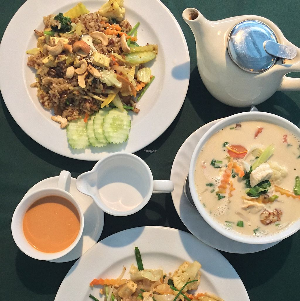 """Photo of May Kaidee's Vegetarian Restaurant  by <a href=""""/members/profile/MyVeganJoy"""">MyVeganJoy</a> <br/>yum <br/> December 16, 2016  - <a href='/contact/abuse/image/13082/201923'>Report</a>"""