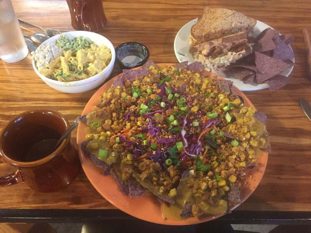 "Photo of Papa G's Vegan Organic Deli  by <a href=""/members/profile/BillieP90210"">BillieP90210</a> <br/>tyummm <br/> February 20, 2017  - <a href='/contact/abuse/image/13084/228391'>Report</a>"