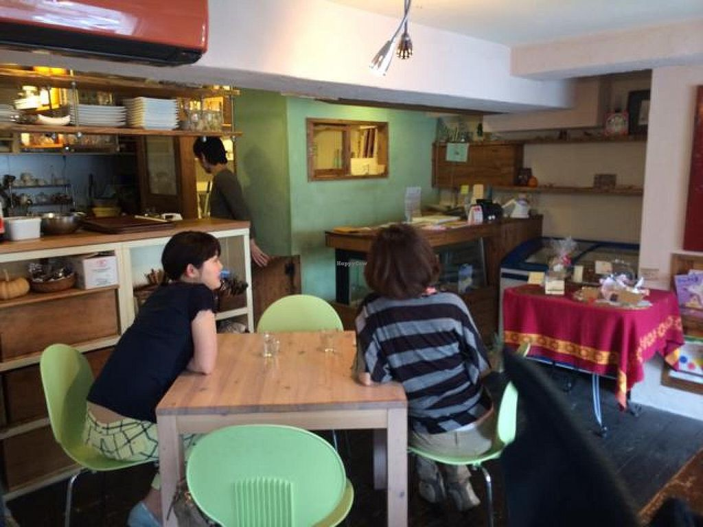 "Photo of Aoi Sora Organic Cafe  by <a href=""/members/profile/JesseWaugh"">JesseWaugh</a> <br/>interior <br/> May 1, 2014  - <a href='/contact/abuse/image/13094/69029'>Report</a>"