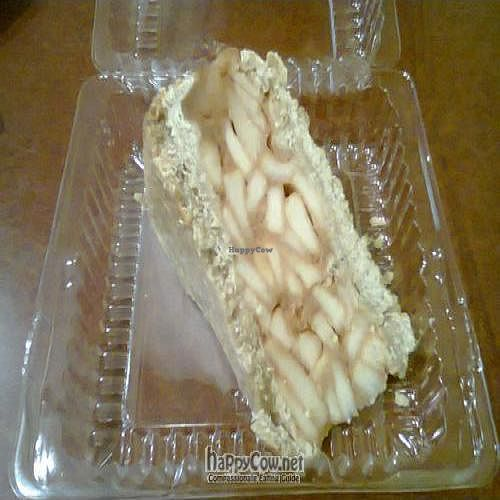 """Photo of Cafe Juicy Lotus  by <a href=""""/members/profile/JonJon"""">JonJon</a> <br/>Vegan applepie <br/> June 1, 2011  - <a href='/contact/abuse/image/13198/8952'>Report</a>"""