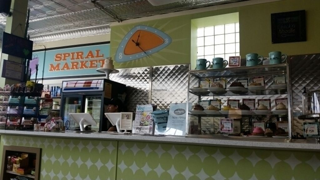 """Photo of Spiral Diner and Bakery  by <a href=""""/members/profile/Wilmarie.g.g"""">Wilmarie.g.g</a> <br/>baked goods  <br/> July 30, 2016  - <a href='/contact/abuse/image/13232/163250'>Report</a>"""