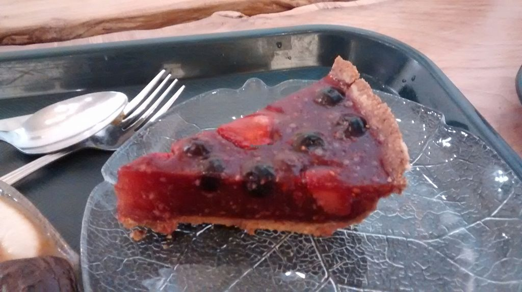 """Photo of The Green Door  by <a href=""""/members/profile/JonJon"""">JonJon</a> <br/>Red fruits pie <br/> July 4, 2016  - <a href='/contact/abuse/image/1326/157650'>Report</a>"""