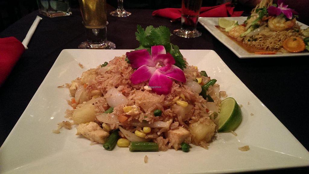 "Photo of Chiriya's Thai Cuisine  by <a href=""/members/profile/Tsureie"">Tsureie</a> <br/>Hawaiian Thai Rice w/ Tofu <br/> May 29, 2015  - <a href='/contact/abuse/image/13320/104048'>Report</a>"