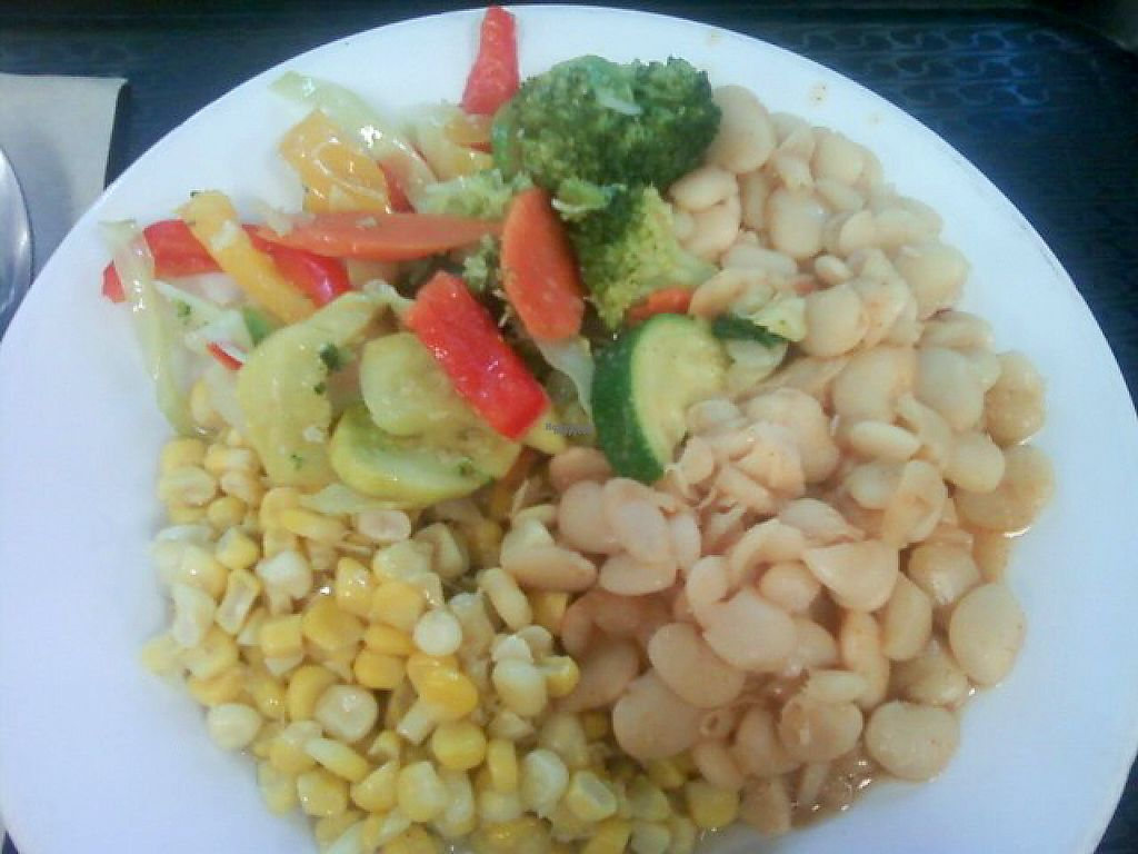 """Photo of Food and Thought  by <a href=""""/members/profile/mshelene"""">mshelene</a> <br/>Veggies and lima beans <br/> April 12, 2017  - <a href='/contact/abuse/image/13329/247312'>Report</a>"""