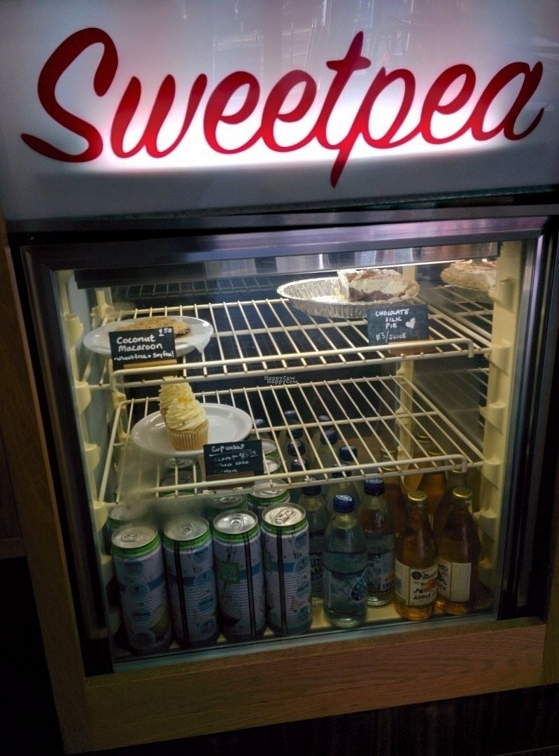 """Photo of Sweetpea Baking Company  by <a href=""""/members/profile/MizzB"""">MizzB</a> <br/>Goodie case <br/> October 3, 2016  - <a href='/contact/abuse/image/13334/179447'>Report</a>"""