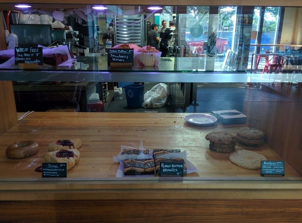 """Photo of Sweetpea Baking Company  by <a href=""""/members/profile/MizzB"""">MizzB</a> <br/>Baked goods on display <br/> October 3, 2016  - <a href='/contact/abuse/image/13334/179452'>Report</a>"""