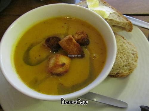 """Photo of CLOSED: Sweet Memories at Study Cafe  by <a href=""""/members/profile/CLRtraveller"""">CLRtraveller</a> <br/>winter vegetable soup <br/> April 7, 2013  - <a href='/contact/abuse/image/13344/46687'>Report</a>"""