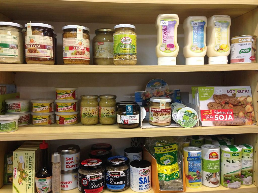 "Photo of La Casa de las Plantas  by <a href=""/members/profile/CJBurgemeester"">CJBurgemeester</a> <br/>A lot of vegan options, these products do not have to be kept in a fridge, handy when you like to travel trough the inland <br/> March 12, 2014  - <a href='/contact/abuse/image/13369/65788'>Report</a>"