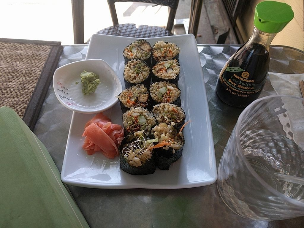 """Photo of CLOSED: The Vegan House  by <a href=""""/members/profile/MatthewVBogusz"""">MatthewVBogusz</a> <br/>spicy tuna roll, a local favorite <br/> October 4, 2016  - <a href='/contact/abuse/image/13377/179744'>Report</a>"""
