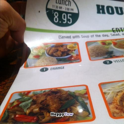 """Photo of CLOSED: The Vegan House  by <a href=""""/members/profile/YahelSherman"""">YahelSherman</a> <br/>best dish .. Pad Kee Mow  <br/> December 18, 2013  - <a href='/contact/abuse/image/13377/60521'>Report</a>"""