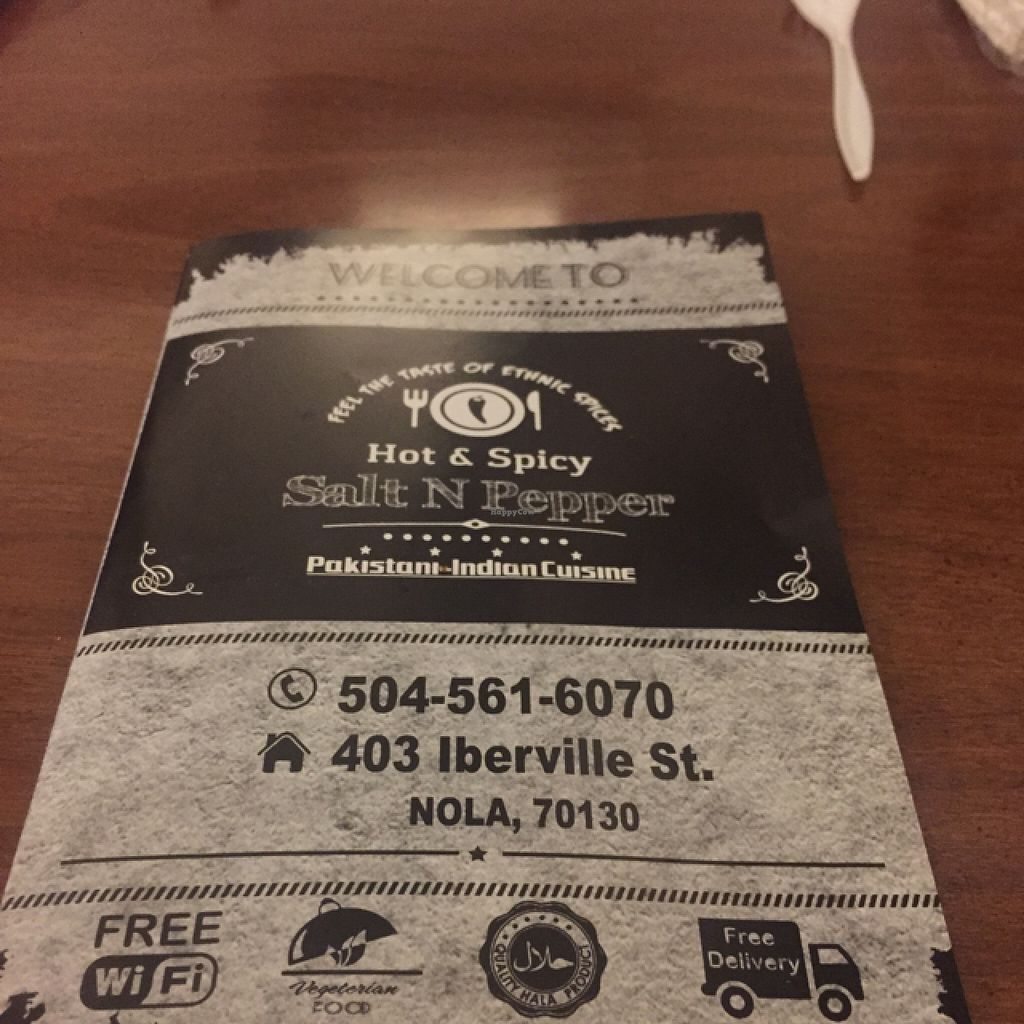 """Photo of REMOVED: Salt n' Pepper  by <a href=""""/members/profile/Evolving"""">Evolving</a> <br/>menu  <br/> September 14, 2015  - <a href='/contact/abuse/image/13388/117805'>Report</a>"""