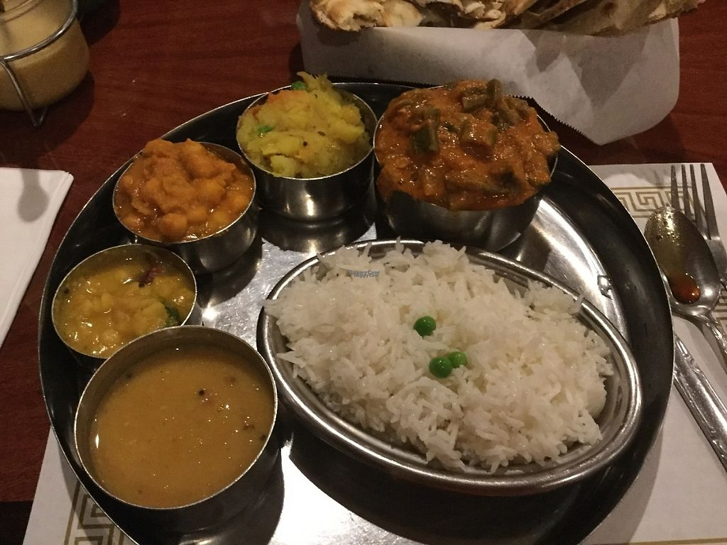 "Photo of Priya Indian Cuisine  by <a href=""/members/profile/AprilRain"">AprilRain</a> <br/>Meal <br/> February 27, 2017  - <a href='/contact/abuse/image/13547/231046'>Report</a>"