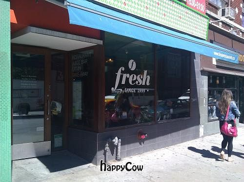 """Photo of Fresh on Bloor  by <a href=""""/members/profile/eric"""">eric</a> <br/>outside <br/> September 15, 2012  - <a href='/contact/abuse/image/1354/37904'>Report</a>"""