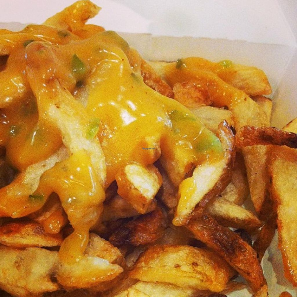 "Photo of Lord of the Fries - Flinders St  by <a href=""/members/profile/beancurdled"" class=""title__title"">beancurdled</a> <br/>fries w/ London sauce  <br/> March 29, 2015  - <a href='/contact/abuse/image/13554/97342'>Report</a>"