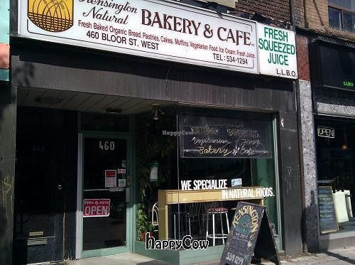 "Photo of Kensington Natural Bakery and Cafe  by <a href=""/members/profile/eric"">eric</a> <br/>outside <br/> September 15, 2012  - <a href='/contact/abuse/image/1355/37900'>Report</a>"